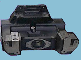 Front Axis Support